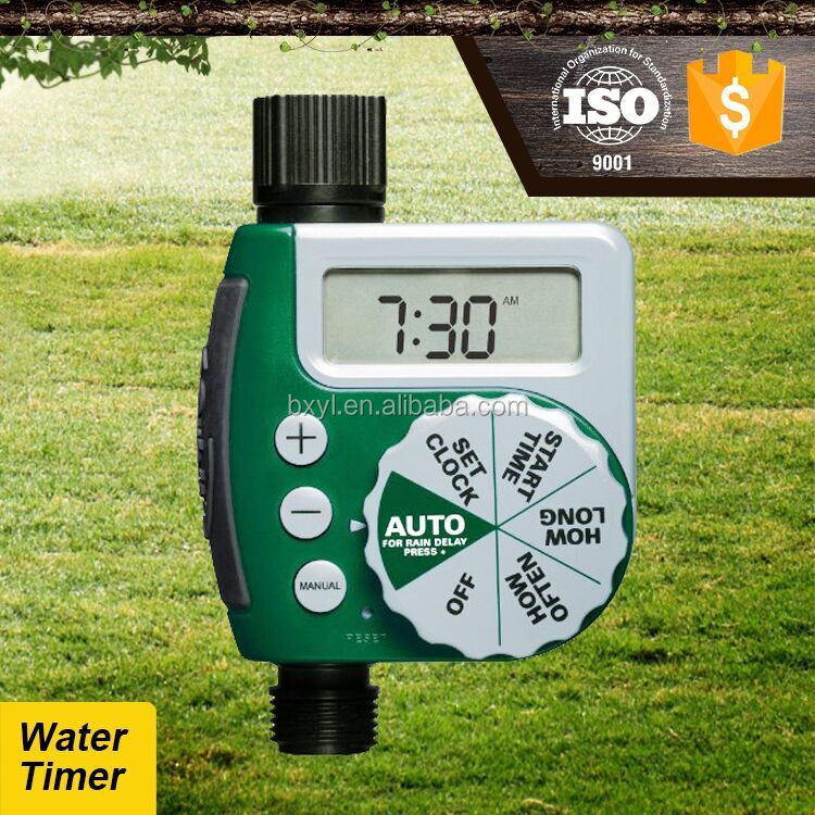 Bx-6605 Smart Garden Irrigation Controller and Watering Hose Timer