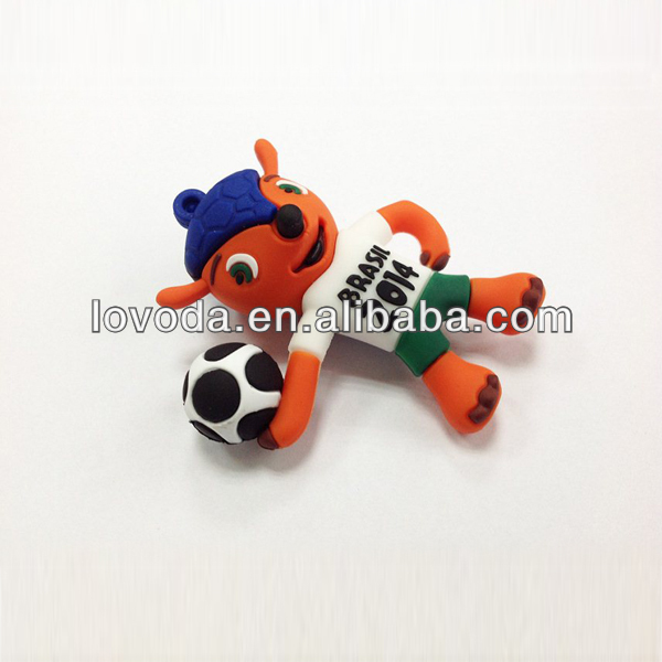 best quality cheapest price world cup souvenir 2014/auto usb flash drive/wholesale buy usb flash drives LFWC-02