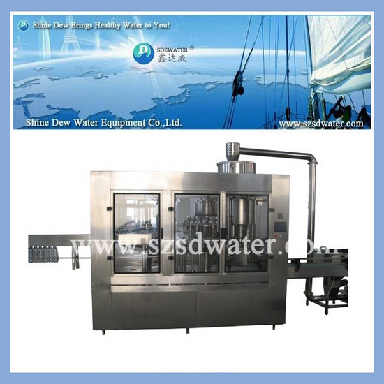 Super quality Automatic water bottling equipment