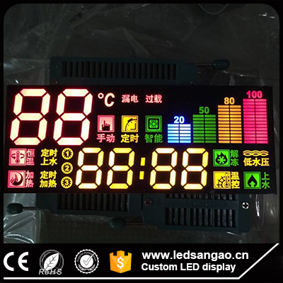 customized led display with high quality