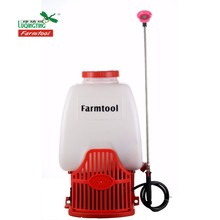 High pressure Plastic pesticide knapsack battery sprayer for agriculture