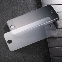 China Factory Supplier High Clear 9H Hardness 2.5D 0.33mm Anti-Scratch Anti-fingerprint Screen Protector for iPhone 4/4s