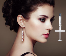 Beauty and personal care product cross linked ha dermal nose injectable hyaluronic acid fillers