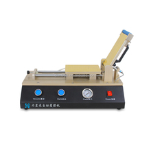 2017 High Quality Automatic OCA Film Machine For Iphone Samsung Broken LCD Screen Repair