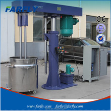 China Farfly FDH Professional ProductionTwin Shaft Great Power Dispersing Mixer