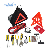 Provide order-running report wholesale pink emergency car kit