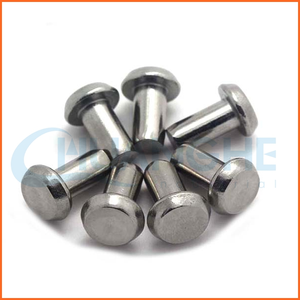 manufacturer wholesale solid steel rivets