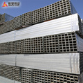 40*80*2.3 mm Galvanized hollow section Square & rectangular steel pipe steel tube