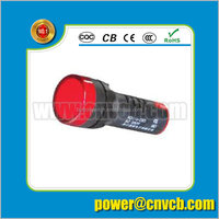 BB731 Pure High illuminant Red Double Color 22mm high quality Signal Lamp
