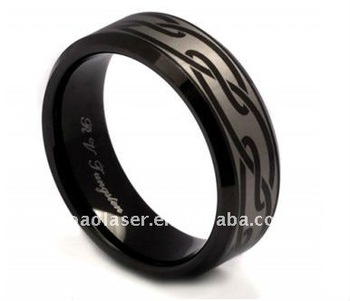 Thanks jewelry laser engraving that