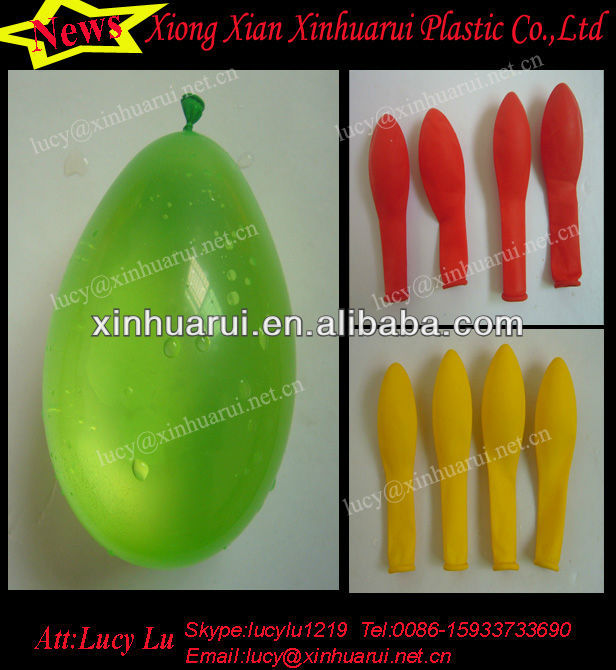 filling water ballons decoration baloon latex free balloons