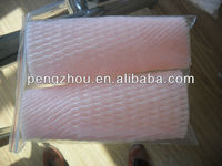 China manufacturer/Different Sizes/Colorful/Plastic EPE Fruit Foam Net