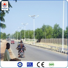 40 watt led street light solar panel motion sensor street kits