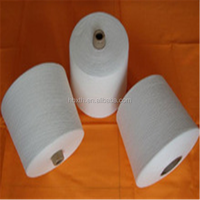 40s/3 plastic cone polyester sewing thread