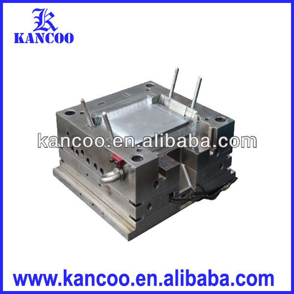 Custom progressive stamping die for plastic injection moulds