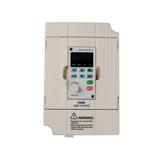 China vfd top 10 ac motor drives single phase 2.2kw ac motor speed controller for water pump