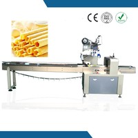 automatic biscuit pillow small packing machine