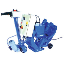 Portable asphalt pavement shot blasting machine,shot blasting cleaning equipment