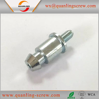 Special shoulder screw for refrigerator compressor