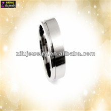 Stainless Steel two stone ring designs