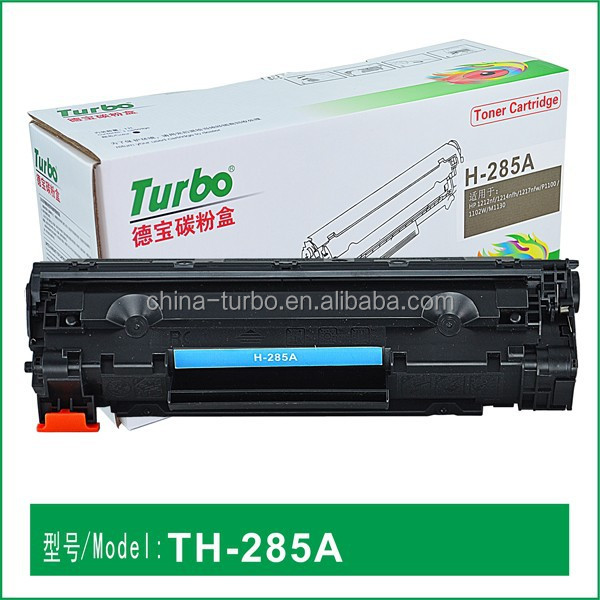 Compatible HP 85A 285A printer cartridge for 1102 1132 1212 printer