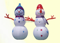 Inflatable Father Christmas / Inflatable Toys / Inflatable Snowman