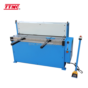 THS-1320X4 TTMC Hydraulic Shearing Machine TTMC Manufacturer Shearing Machine