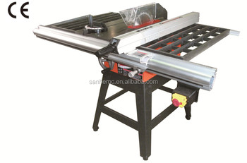 Commercial And Sliding Wood Cutting Table Panel Saws Portable Mj2325g Mj2331 For Woodworking