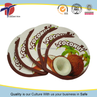 Aluminium Foil Lids With PP Film Laminated