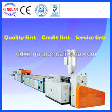 door frame profile making machine/wpc door profile production line