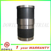 Engine spare parts cylinder liner for 6CT cylinder sleeve