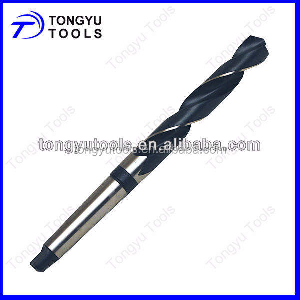HSS Taper Shank Drill Bits for Drilling metal