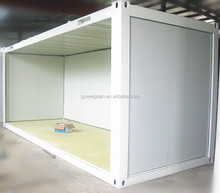 Hot sale prefab container restaurants store container house container coffee bar