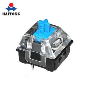 12vAC keycap and Mechanical switch cherry switch MX key operated switch with blue/red shaft Factory direct Wholesale