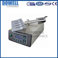 20KHz ultrasound ultrasonic cake portioning ultrasonic cutting machine cutter slicing machine