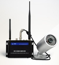 CWT5030 3G wireless home security video camera alarm
