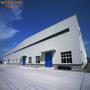china steel structure workshop/facotry/warehouse with free design manufacture