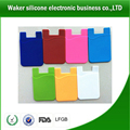 silicone waterless hand portable custom vest card holder