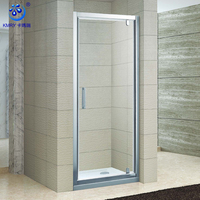 Excellent Quality Grab Your Own Design Framed Pivot Shower Glass Door(KD3006)