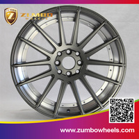 2015 ZUMBO S0006 alloy wheels for sale new design car alloy wheels