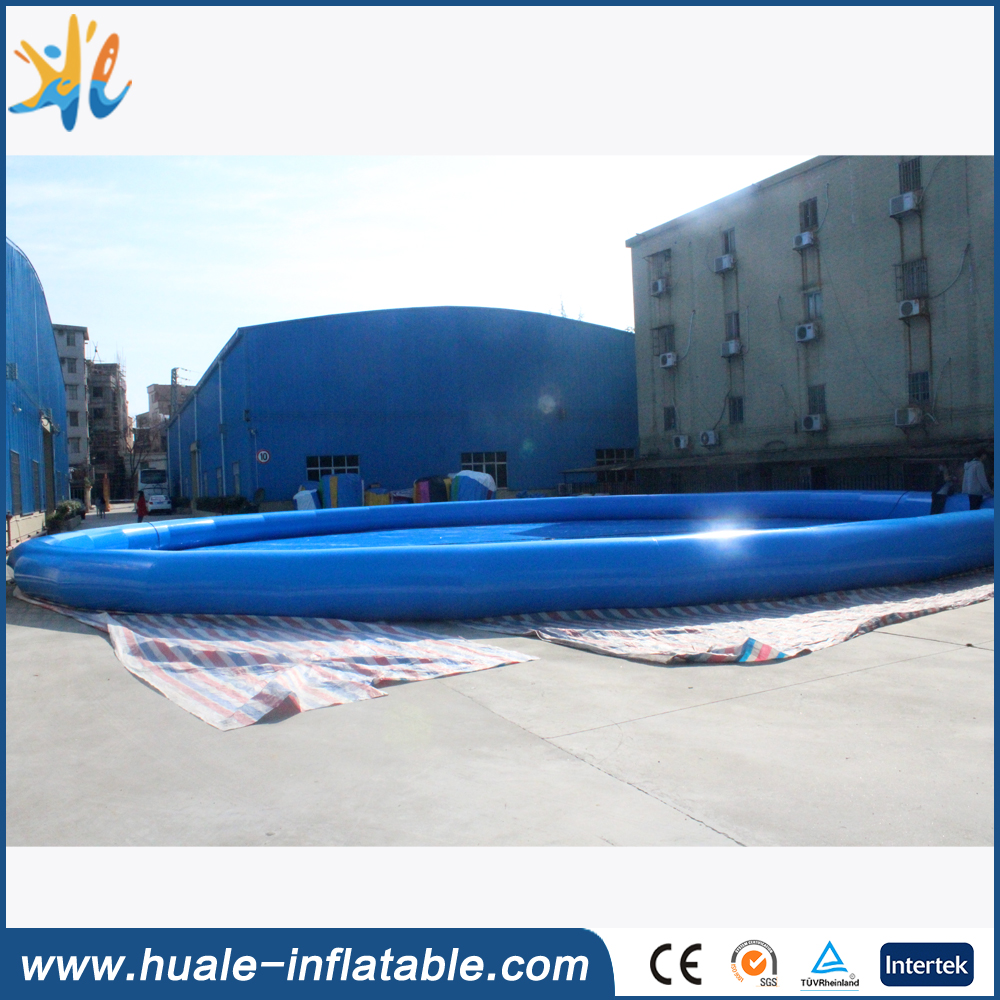 Large Inflatable Swimming Pool, Inflatable Pool Rental for Sale