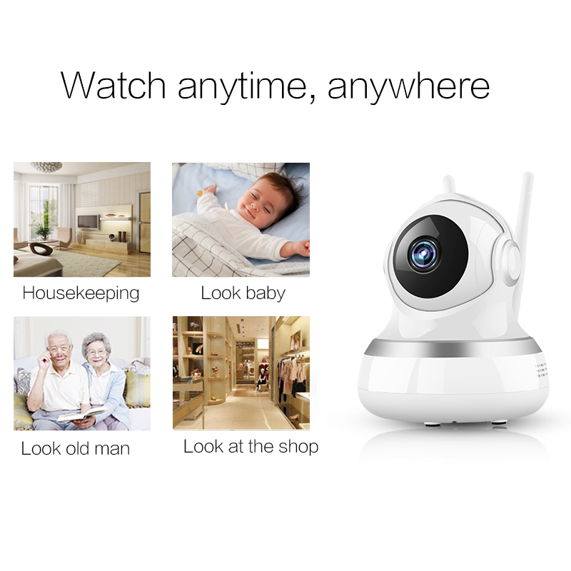 Meisort camera factory price two way audio auto tracking ip camera camera hd 1080p Y203S