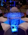 Acrylic LED Table Furniture