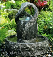 stone fountain outdoor water feature sculptures for garden