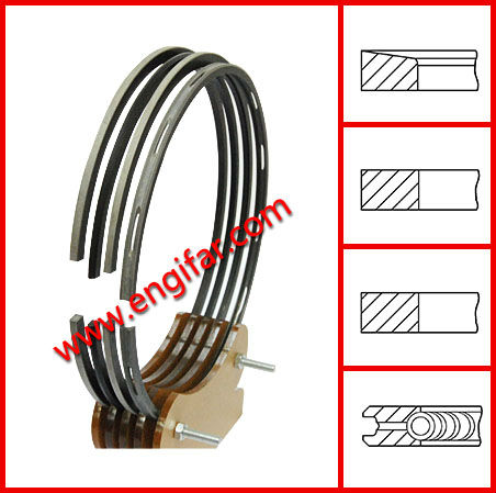 KUBOTA RD75 engine part piston ring