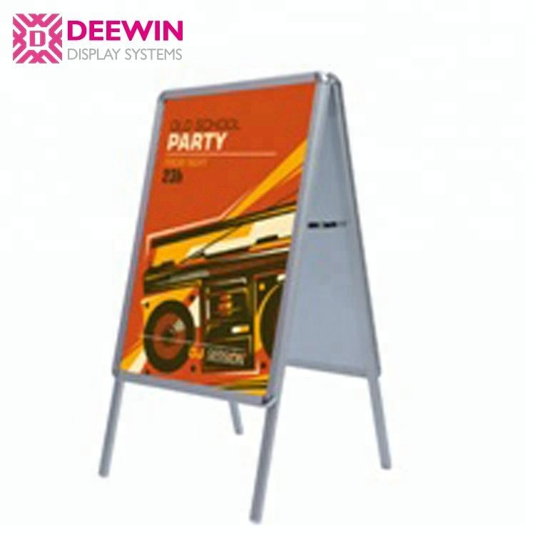 ALUMINIUM SNAP DISPLAY <strong>POSTER</strong> STAND FOR EVENTS