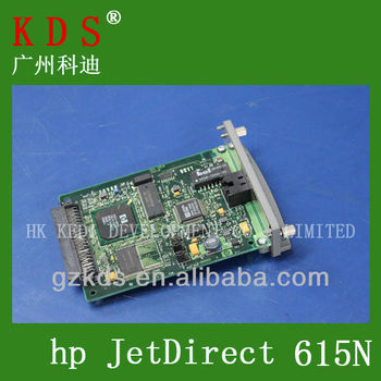 printer spare parts for hp JetDirect card J6057A 615N EIO Print Server series