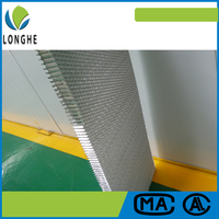 Low price new technology aluminum honeycomb panel core