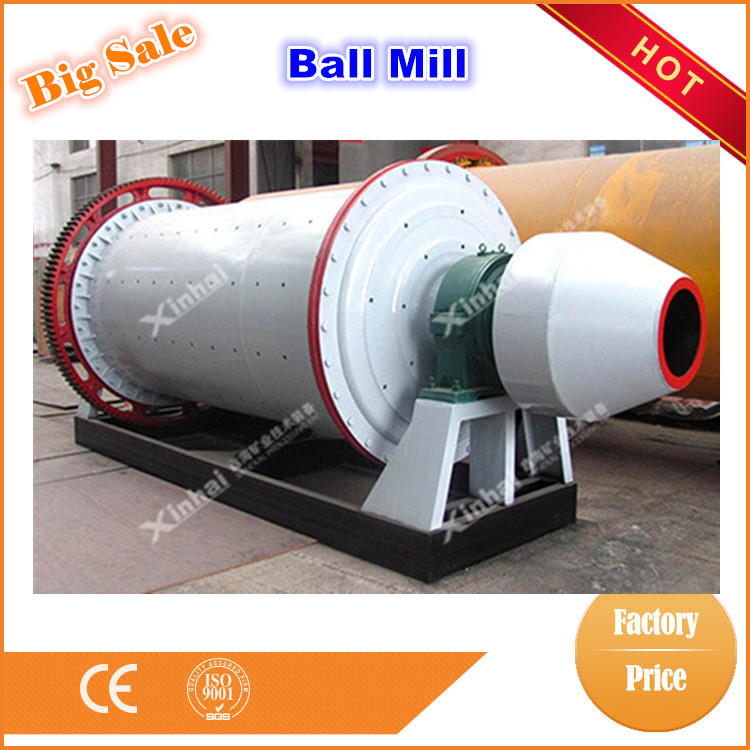 Long Lasting Working 0.17-160 TPH Ball Mill , Ball Mill with Engineer Service in Customer's Country