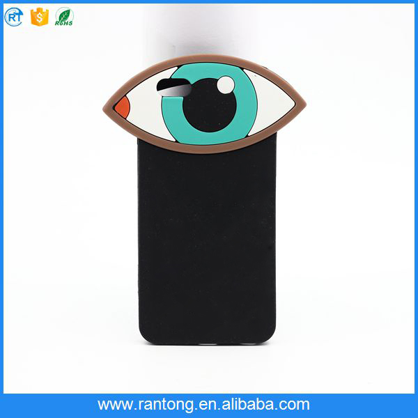 Hot promotion unique design 3d car shaped silicone phone case for sale